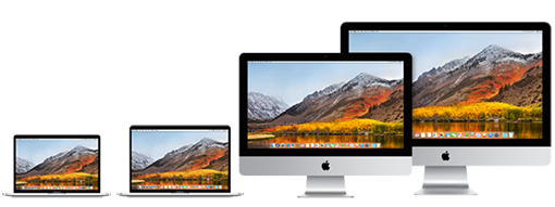 Apple Macbook Pro and IMac